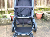 Mother care pushchair with car seat
